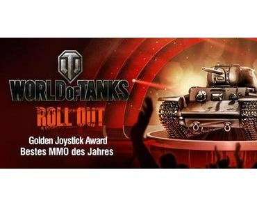 World of Tanks – Spezial: Golden Joystick Party dieses Wochenende