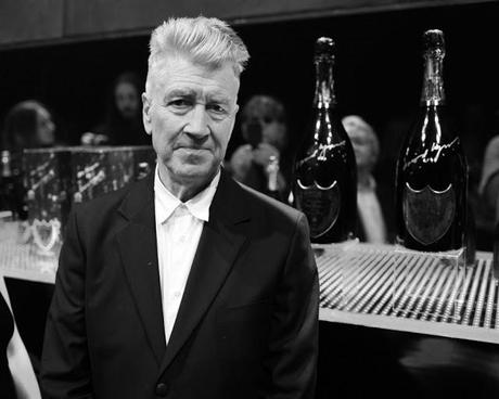 David Lynch und Champus?
