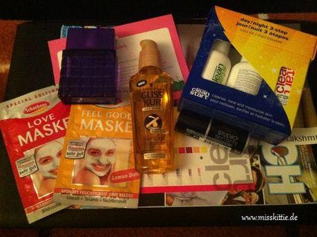 Glossybox Young Beauty November