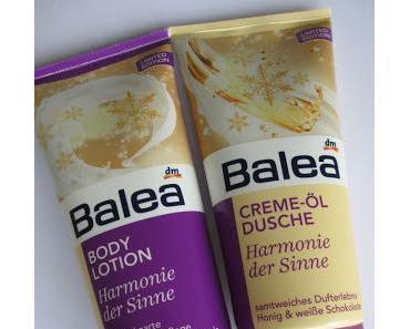 Balea Geschenkset Harmonie der Sinne Honig & weiße Schokolade