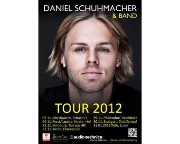 Daniel Schuhmacher startet Deutschland-Tour in Oberhausen