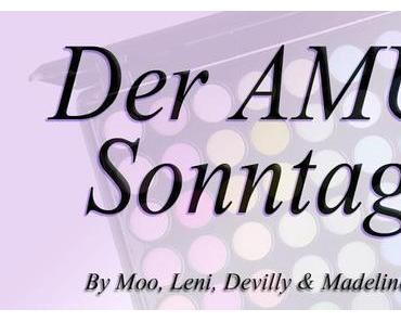 Der AMU Sonntag mit Madeline, Moo, Devilly und Leni - #7 - Halloween FOTD