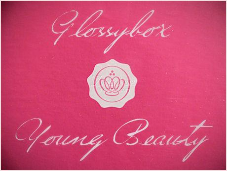 Glossybox Young Beauty - November 2012