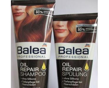 Balea Professional Oil Repair Shampoo + Spülung