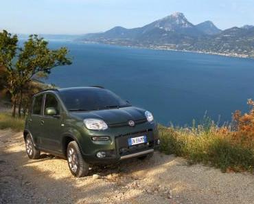 Der Fiat Panda 4×4 mit Allradantrieb
