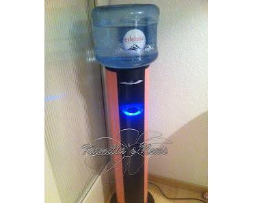 Edelvia Wasserspender für Zuhause