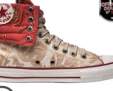 #Converse Chucks 1V436 XHI Brokat Schuhe Limited Edition
