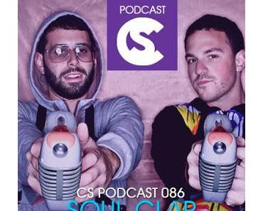 Wenn viele kreative Einflüsse zusammen wirken, Soul Clap - CS Podcast 086 [11.12]