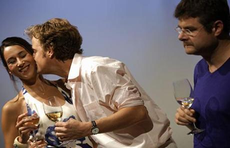 "Der notwendige Dritte – ""L'Illusion conjugale"" am Teamtheater // Vincent Kraupner"