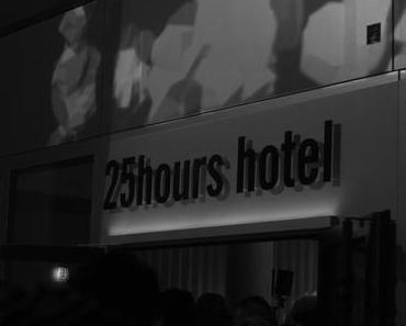 25 Hours Hotel Zürich Opening Party.