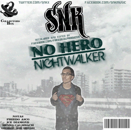 SNK - NHNW (No Hero / Nightwalker) Artwork Cover