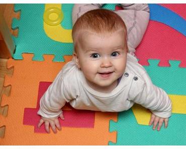 Babys richtig fördern von Anfang an!