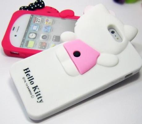 Hello Kitty präsentiert: Ultra schicke iPhone 5 Hüllen