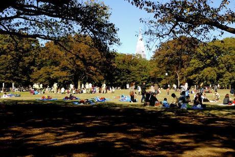 Yogogi Park, Tokio