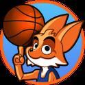 Jimmy Slam Dunk – Basketball lässt sich mit der kostenlosen App auch als Puzzle spielen