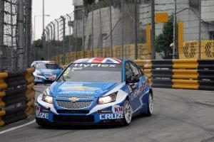 FIA WTCC: Kurzrückblick Shanghai & Vorschau Macau 2012