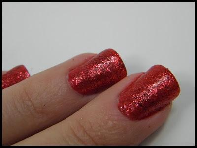 KIKO Dashing Holidays - Glitter Nagellack 405
