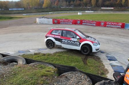 Race of Austrian Champions 2012 Christian Petrakovits VW Polo S1600
