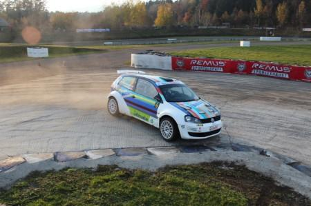 Race of Austrian Champions Kris Rosenberger VW Polo S2000