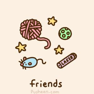Friends Things that I love