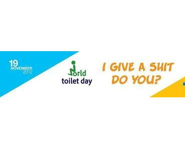 Welttoilettentag – World Toilet Day