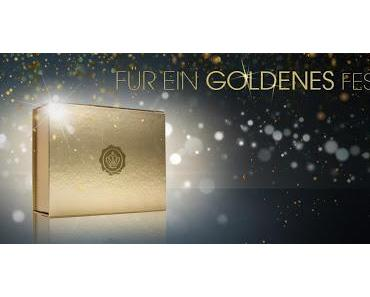 Glossybox Golden Christmas