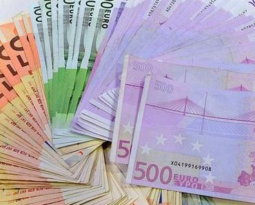 Barzahlung über 2.500 Euro ab heute illegal – Denunzianten werden belohnt
