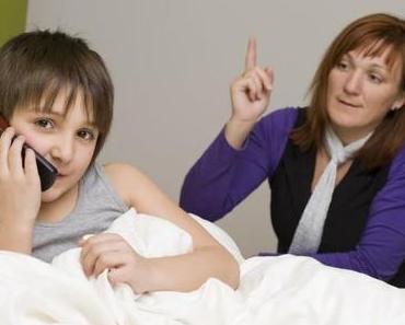 Klare Ansage oder: Wie sag ichs meinem Kind?