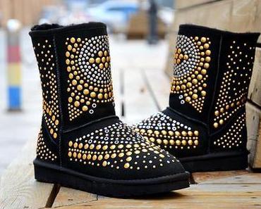 Bestellt: Jimmy Choo Ugg Boots Mandah