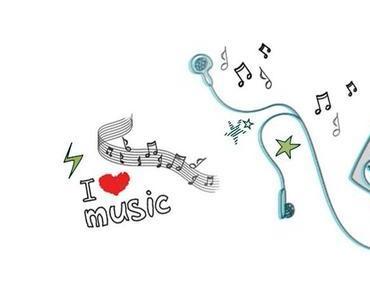 Ohne Musik wäre alles nichts… Mein mp3 Player