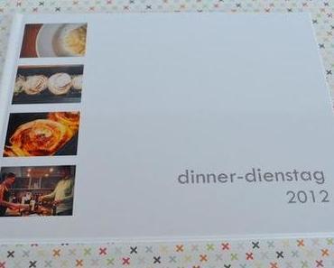dinner-dienstag // ein fotobuch