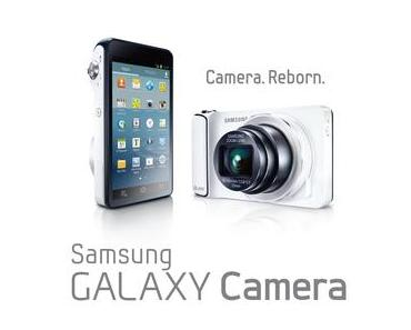 Samsung Galaxy Camera: Offizielles Hands-On (Video)