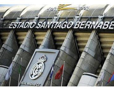 """Nur das Bernabéu ist und bleibt """"The Special One"""""""
