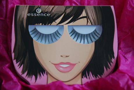 essence fancy lashes