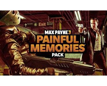 """Max Payne 3 DLC """"Painful Memories"""" erscheint"""
