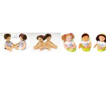 Oobicoo – nicht einfach nur Puppen! Ausgezeichnete Spielkameraden für alle Zwerge