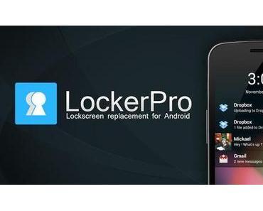 LockerPro Lockscreen: Benachrichtigungen für den Lockscreen