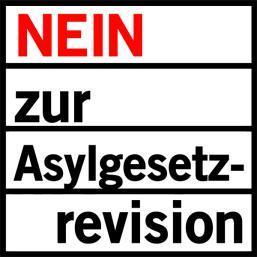Es reicht: Nein zur Asylgesetzrevision!