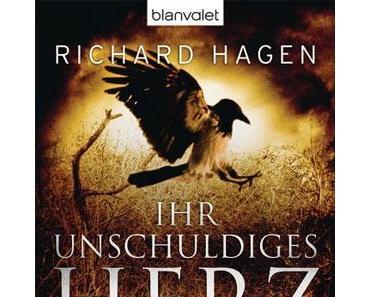 [Rezension] Richard Hagen - Ihr unschuldiges Herz