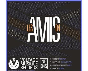 Stoff für die Tanzfläche, VA - Les Amis 04 - VMR045