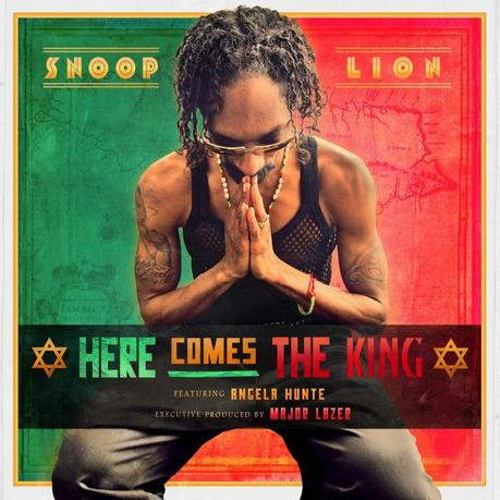 Snoop Lion feat. Angela Hunte & Major Lazer – Here Comes The King [Audio x Stream]