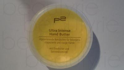P²- Ultra Intense Hand Butter