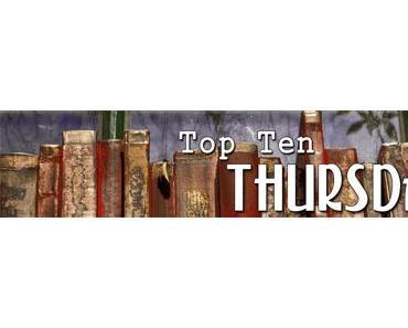 TTT - Top Ten Thursday #93