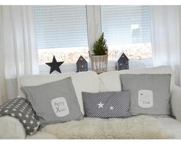 new cushions and more- neue Kissen und mehr