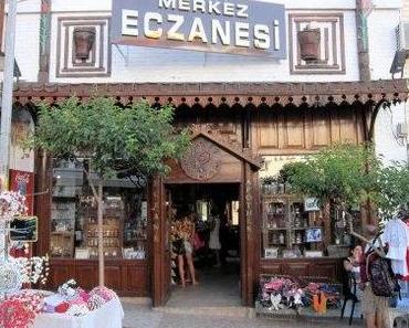Apotheken aus aller Welt, 318: Adalar / Istanbul, Türkei