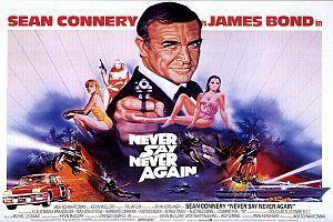 Die Bond-Retro; geschüttelt, nicht gerührt #9