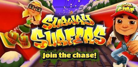 subway surfer das spiel