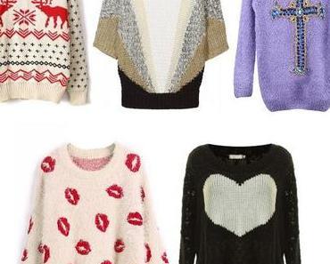 Love It: cozy winter sweater