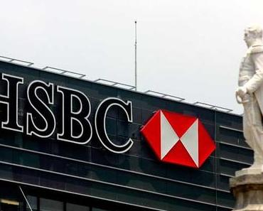 1,5 Milliarden Strafe für HSBC: Stau ist nur hinten blöd!