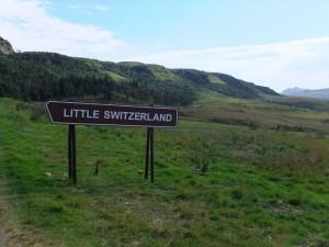 Lesotho, Little Switzerland und Route 66